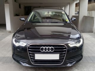 2014 Audi A6 35 TDI Matrix