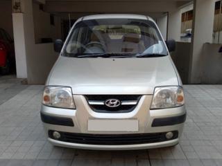 2007 Hyundai Santro Xing GLS AT