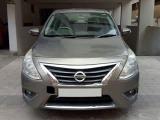 2014 Nissan Sunny 2011-2014 Diesel XV
