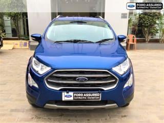 Ford Ecosport 1.5 Petrol Titanium Plus AT
