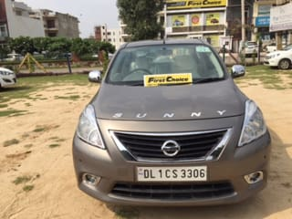 2014 Nissan Sunny XL CVT