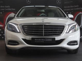 2016 Mercedes-Benz S-Class S 350 CDI