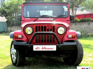 2016 Mahindra Thar 4X4