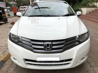 2011 Honda City V AT