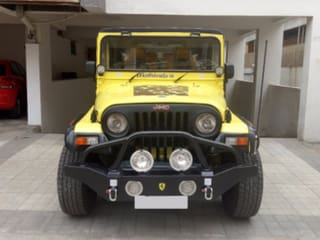 2005 Mahindra Jeep MM 540