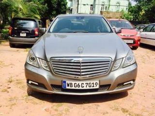 2010 Mercedes-Benz E-Class 2009-2013 E250 CDI Avantgarde