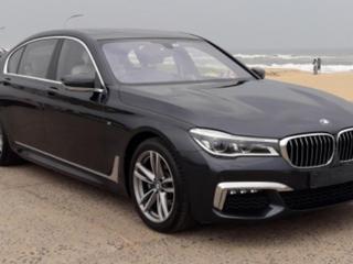 2016 BMW 7 Series 730Ld M Sport