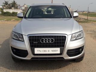 2011 Audi Q5 2008-2012 2.0 TDI