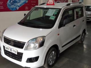 2015 Maruti Wagon R LXI CNG