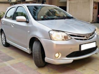 2011 Toyota Etios Liva VX