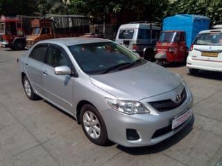 2013 Toyota Corolla Altis D-4D G