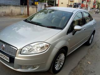 2011 Fiat Linea Emotion Pack (Diesel)