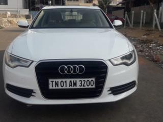 2013 Audi A6 2011-2015 2.0 TFSI Premium Plus