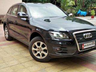 2010 Audi Q5 2008-2012 2.0 TFSI Quattro