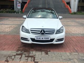 2014 Mercedes-Benz New C-Class C 200 CGI Elegance