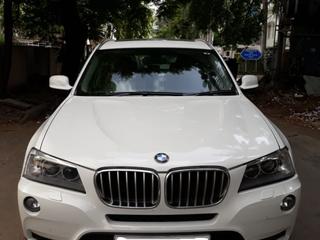 2014 BMW X3 xDrive30d M Sport