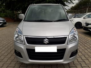 2015 Maruti Wagon R VXI Plus