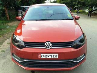 2016 Volkswagen Polo ALLSTAR 1.2 MPI