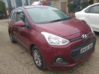 2017 Hyundai Grand i10 AT Asta