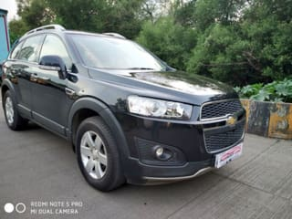 2014 Chevrolet Captiva 2.2 LT