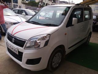 2015 Maruti Wagon R VXI BSII