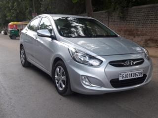 2012 Hyundai Verna VTVT 1.4 EX