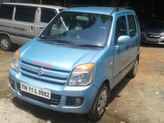 2009 Maruti Wagon R VXI BS IV