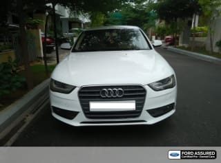 2013 Audi A4 New  2.0 TDI Multitronic