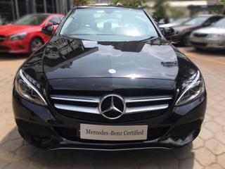 2016 Mercedes-Benz New C-Class C 220 CDI Avantgarde
