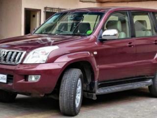 2007 Toyota Land Cruiser Prado VX L