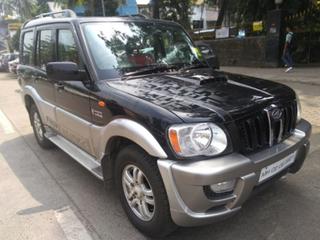 2013 Mahindra Scorpio 2009-2014 VLX 4WD AT 7S BSIV