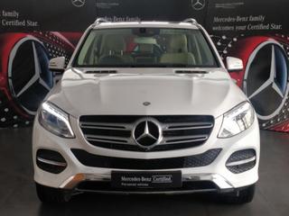 2017 Mercedes-Benz GLE 350d