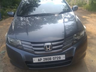 2008 Honda City 1.5 S AT