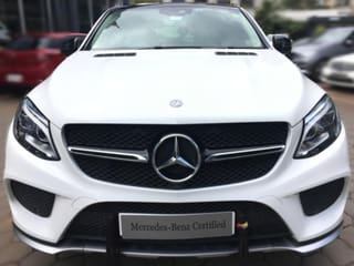 2016 Mercedes-Benz GLE 43 AMG Coupe
