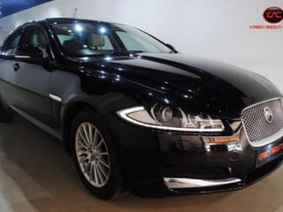 2013 Jaguar XF S 2.2