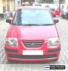 2008 Hyundai Santro GLS II - Euro II