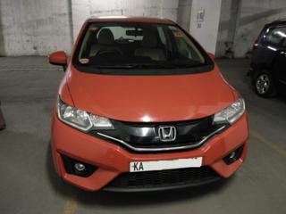 2015 Honda Jazz 1.2 V i VTEC Privilege