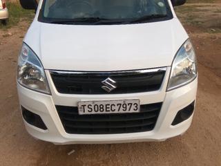2014 Maruti Wagon R LXI