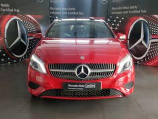 2015 Mercedes-Benz A Class A200 CDI