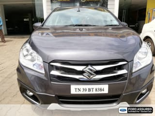 2016 Maruti S Cross DDiS 200 Sigma Option