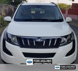 2017 Mahindra XUV500 AT W6 2WD
