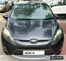2011 Ford Fiesta Diesel Trend