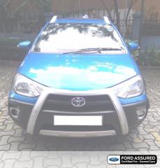 2015 Toyota Etios VD