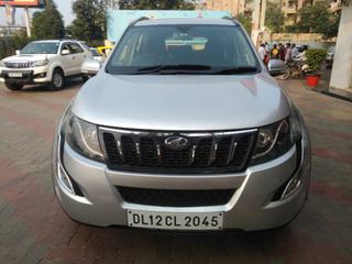 2017 Mahindra XUV500 AT W6 2WD