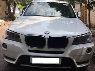 2014 BMW X3 xDrive20d Expedition
