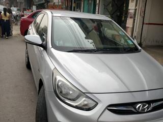 2011 Hyundai Verna VTVT 1.6 SX