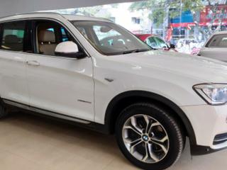 2014 BMW X3 xDrive20d