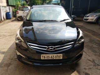2015 Hyundai Verna 1.6 CRDi S