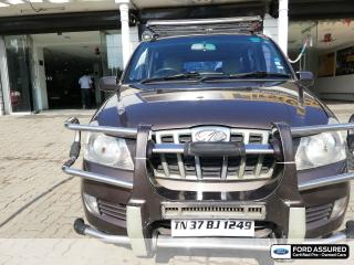 2010 Mahindra Xylo 2009-2011 E8 ABS 8S BSIV