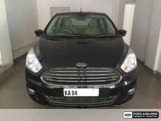 2016 Ford Figo Aspire 1.5 TDCi Titanium Plus